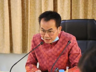การประชุมประธานกลุ่มโรงเรียน สำนักงานเขตพื้นที่การศึกษาประถมศึกษาลพบุรี เขต 2 เพื่อหารือข้อราชการ และการเตรียมการทดสอบการศึกษาระดับชาติขั้นพื้นฐาน (O-NET)
