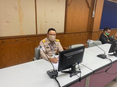 ประชุมคณะกรรมการ ศูนย์อำนวยการป้องกันและปราบปรามยาเสพติดจังหวัดลพบุรี (ศอ.ปส.จ.ลบ.)  ครั้งที่ 4/2563