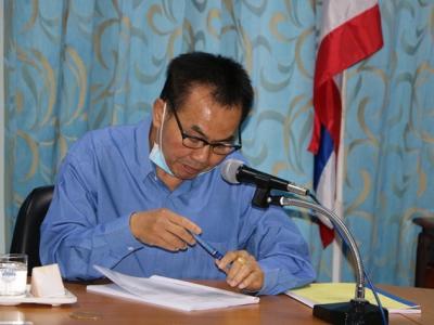 ประชุมคณะอนุกรรมการ สวัสดิการ ข้าราชการและลูกจ้างประจำ สพป.ลพบุรี เขต 2 ครั้งที่ 6/2563