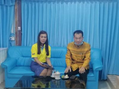 ดร.มโน ชุนดี ผอ. สพป.ลพบุรี เขต 2 เป็นประธานเปิดการอบรมกิจกรรม สื่อสร้างสรรค์ต้านทุจริต (สื่อภาพยนตร์สั้น) โครงการโรงเรียนสุจริต