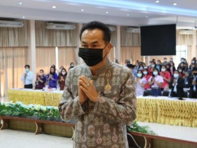 ดร.มโน ชุนดี ผอ.สพป.ลพบุรี เขต 2 เป็นประธานเปิดการอบรม การสัมมนาพัฒนาการจัดการเรียนการสอนระดับปฐมวัย สำหรับผู้บริหารสถานศึกษาและครูผู้สอน ปฐมวัย
