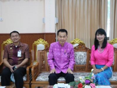 ประชุมผู้บริหารการศึกษา ผู้อำนวยการกลุ่ม/หน่วย และศึกษานิเทศก์ สพป. ลพบุรี เขต 2  ครั้งที่ 4/2563
